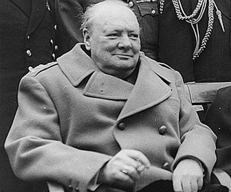 the biography of sir winston spencer churchill Winston spencer churchill was born at chequers on october 10 1940,  churchill wanted to take on the biography of sir winston that his father had begun.